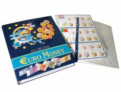 4b405b8496 2020 - Album Raccoglitore e pagine per 152 monete euro dei 19 Paesi U.E.  (anni vari)
